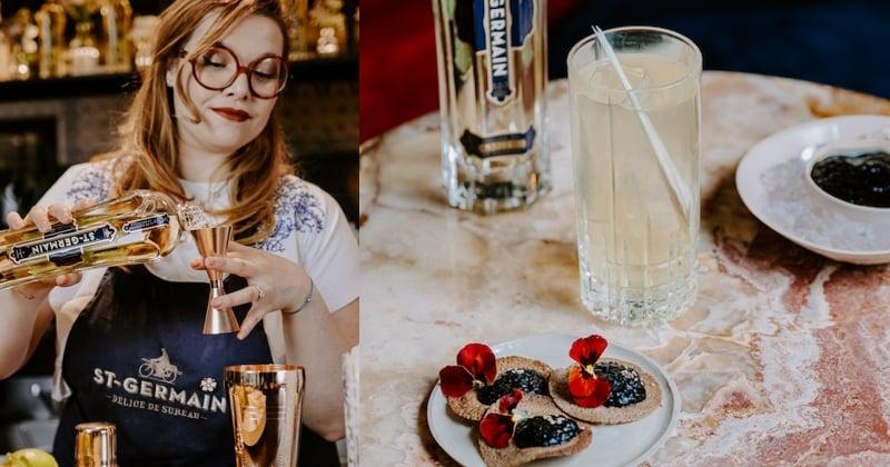 Réalisez un accord cocktail-met pour les fêtes avec le Bouquet Végétal !