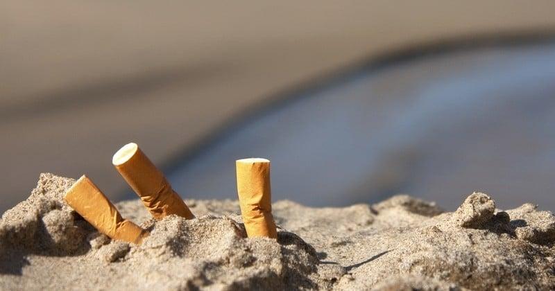 Cet été, les communes littorales redoublent d'efforts pour lutter contre la pollution liée aux mégots sur les plages