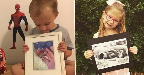 14 portraits d 39 enfants n s pr matur s et qui se portent for Se portent pour saluer