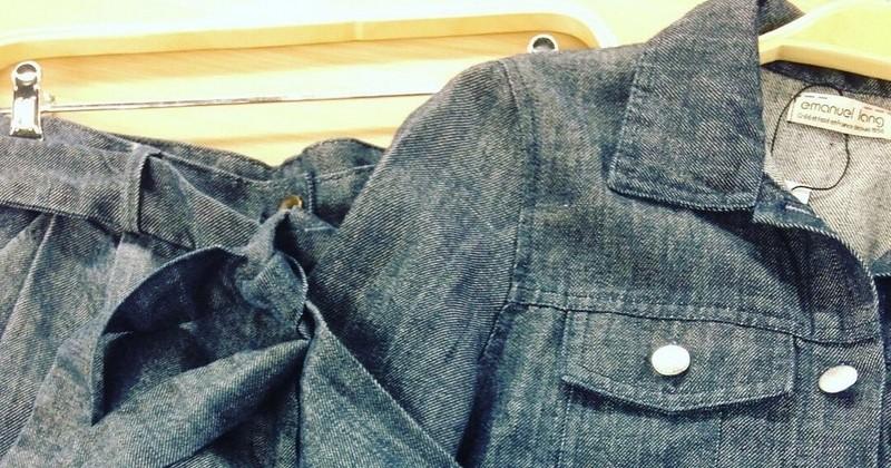 Pour offrir une alternative au coton, une entreprise française propose un jean fabriqué à 100% à partir d'orties