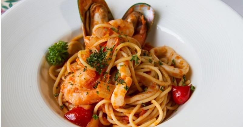 Les meilleurs spaghetti pour les amoureux des fruits de mer!