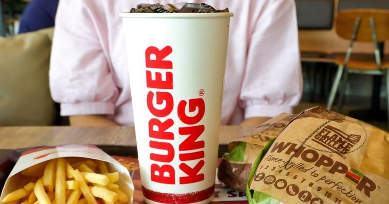 Un burger végétarien maintenant disponible chez Burger King