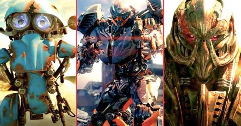 « Transformers 5 » : Michael Bay diffuse de tous nouveaux posters interactifs, avec de nouveaux personnages, et ils sont géniaux !