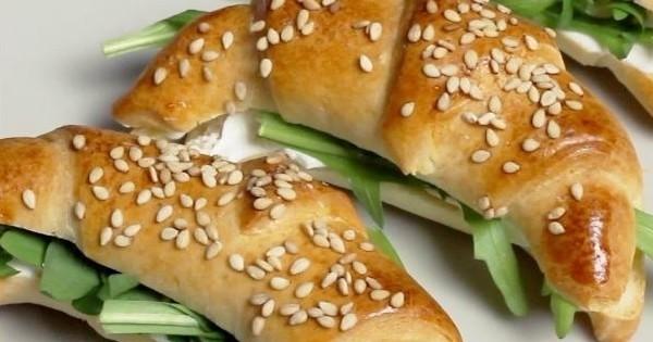 Les « mini-croissants bretzels », l'apéritif parfait pour vos soirées !