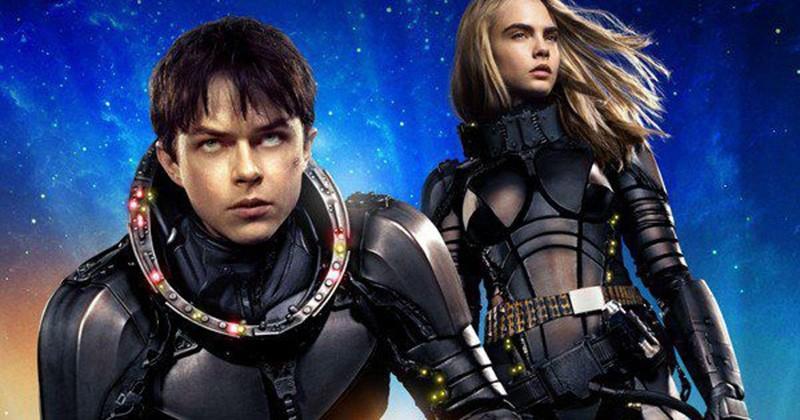 Laureline (Cara Delevingne) et Valérian (Dane DeHaan) plus soudés que jamais dans la génialissime nouvelle bande-annonce de «Valérianet la Cité des Mille Planètes», on a hâte !