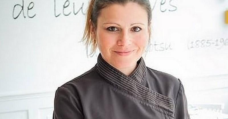 Claire Vallée, la première cheffe végane récompensée par le guide Michelin !