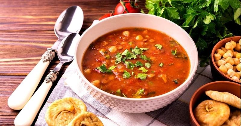 La Harira : La soupe qui va vous faire aimer l'hiver !