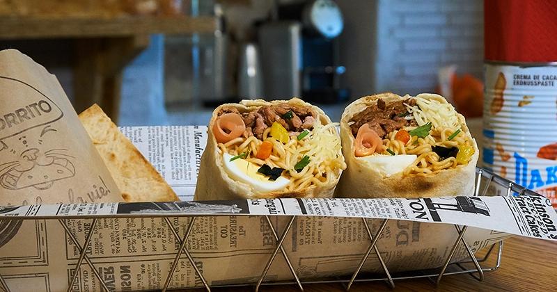 Phorrito le restaurant qui fait fusionner la nourriture mexicaine et vietnamienne, découverte assurée!