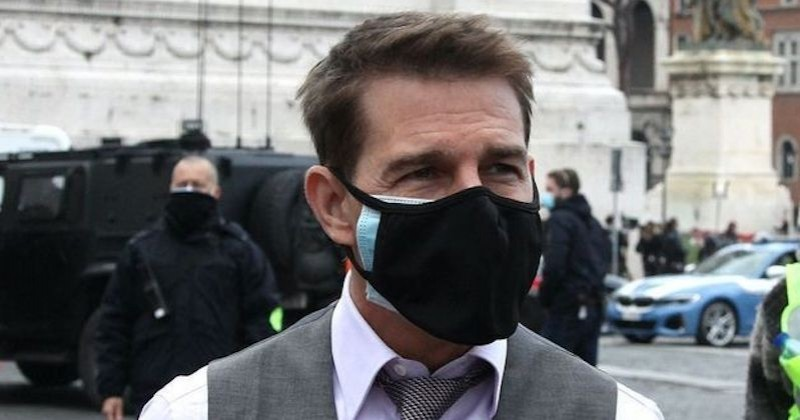 Mission Impossible 7 : Tom Cruise s'emporte contre son équipe de tournage pour non-respect des gestes barrières