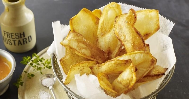 Cuisinez comme un chef à la maison avec la recette des pommes soufflées façon Paul Bocuse