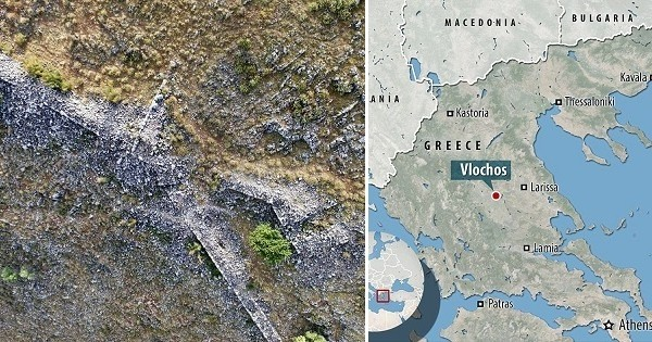 Des archéologues découvrent l'existence d'une ancienne cité grecque... souterraine