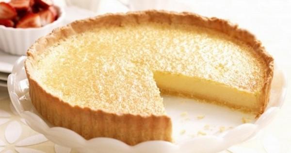 le dessert simplissime du jour la tarte au citron facile et rapide