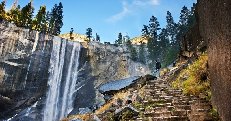 15 photos qui vont vous donner envie de visiter le sublime parc national de Yosemite