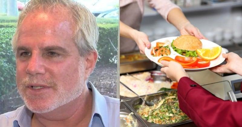 Cet homme a payé 1000 dollars de dettes de cantines dans 9 écoles de sa ville pour que les enfants puissent manger des repas chauds