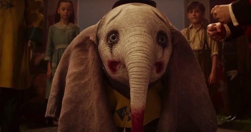 Dumbo se dévoile un peu plus avec une nouvelle bande-annonce