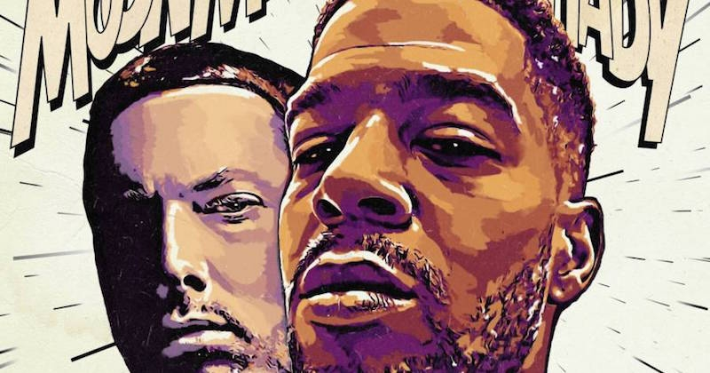 Kid Cudi et Eminem : The Adventures of Moon Man and Slim Shady, le son dévoilé avec un clip