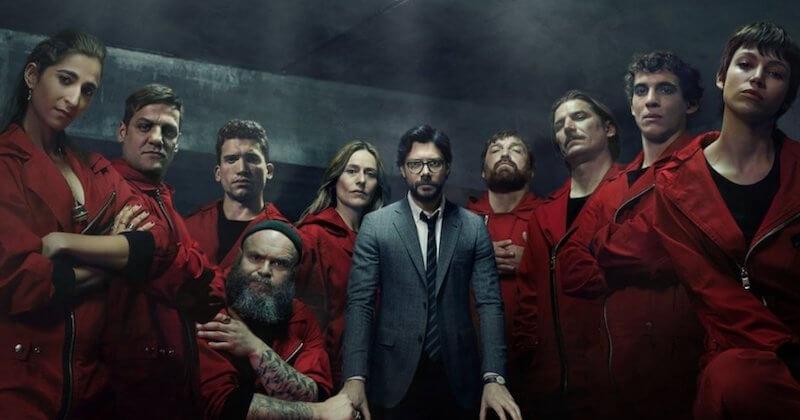 «La Casa de Papel» : le tournage de la saison 5 a commencé