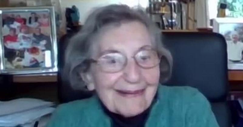 À 98 ans, cette rescapée d'Auschwitz a survécu au Covid-19
