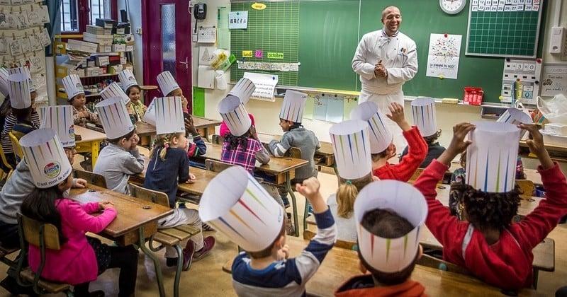 Leçons de Goût dans les écoles, de grandes tables disponibles à des prix exceptionnels... Découvrez le programme de la Semaine du Goût 2017!