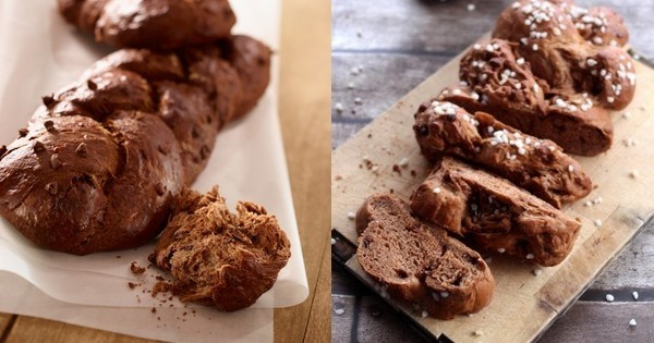 À tester d'urgence : la brioche végan au chocolat, sans œufs et sans beurre !