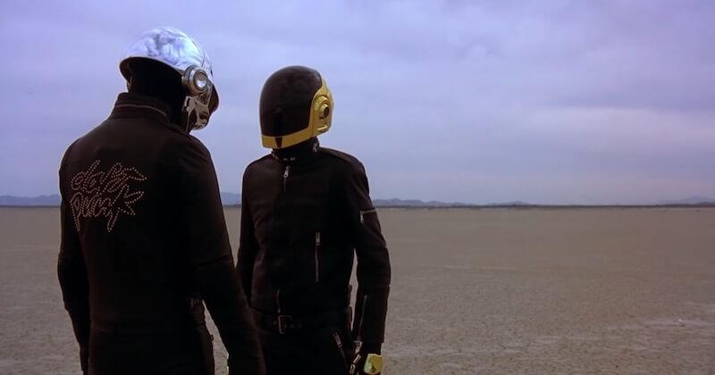Le mythique duo Daft Punk se sépare après 28 ans d'une carrière qui aura marqué la musique