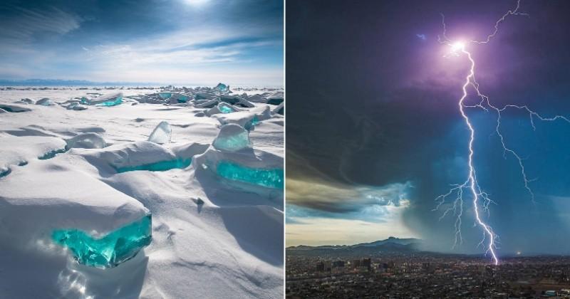 « Weather Photographer of the Year » : le concours qui montre toute la beauté de la météo à travers des photos magnifiques