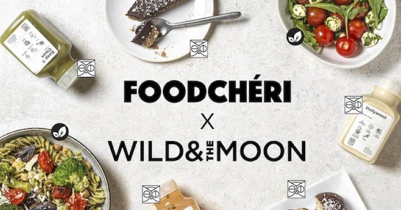 Food Chéri s'associe à Wild & The Moon pour une cuisine végétale