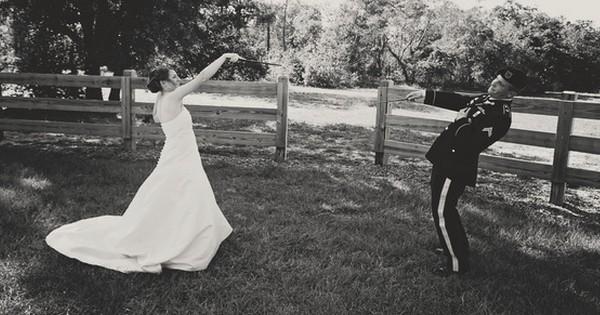 Ce couple a fait un mariage sur le thème d'Harry Potter et les photos sont tout simplement magiques !