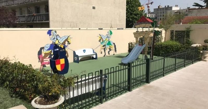 Un parc pour enfants créé la polémique à Puteaux pour son côté « genré »