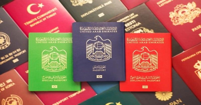 Voici le nouveau passeport le plus «puissant» du monde !