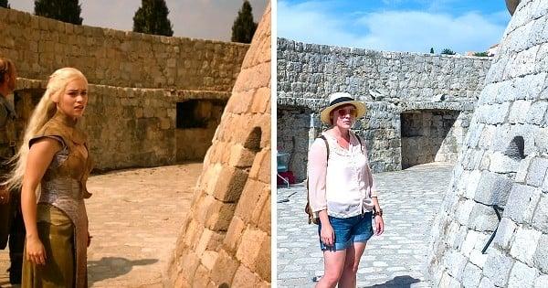 Ce couple est allé en Croatie pour retrouver les lieux de tournage Game of Thrones dans la vraie vie ! Ce qu'ils ont trouvé sur place est juste génial…