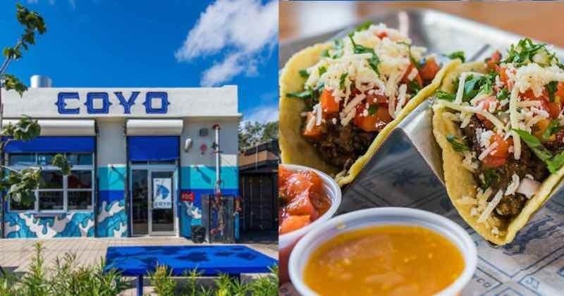 Coyo Taco, le célèbre fast-food mexicain, arrive à Paris !
