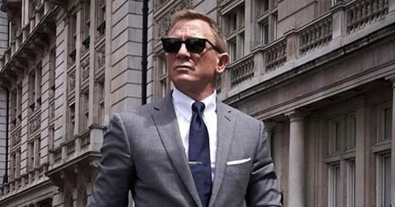 Le nouveau James Bond « No Time To Die » se dévoile dans un premier teaser
