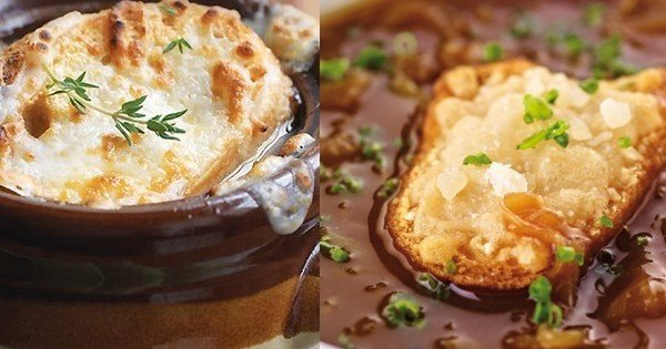 Sachez réaliser une soupe à l'oignon: c'est simple, rapide et idéal quand les  températures baissent!