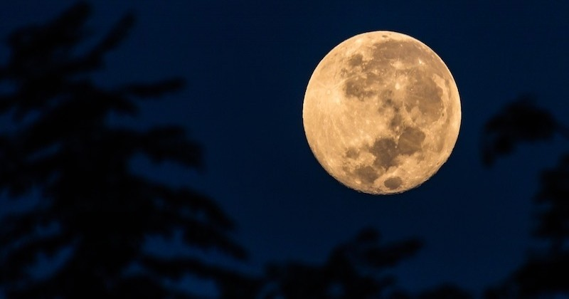 Ce soir, ne ratez pas une nouvelle super Lune qui va illuminer le ciel