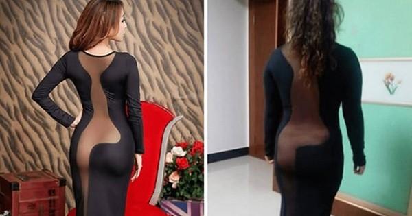 Quand le résultat n'a rien à voir avec ce qu'on a commandé sur internet : ces 15 femmes auraient dû essayer leur tenue avant de l'acheter !