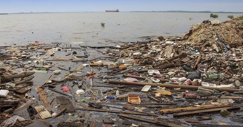 Un continent de déchets plastiques a été découvert dans l'océan Pacifique Sud, et il ferait plus d'1,5 fois la taille du Texas