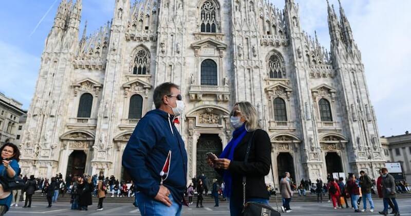 5 morts, 219 cas confirmés et 11 villes en quarantaine, l'Italie frappée par le coronavirus