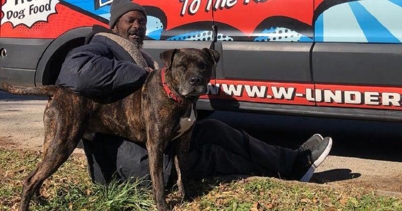 Un homme sans-abri a sauvé tous les animaux d'un refuge qui prenait feu