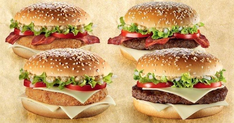 Le Big Tasty™ de McDonald's est de retour !