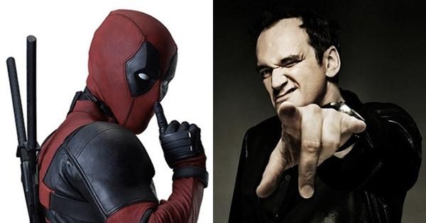 Quentin Tarantino réalisateur du prochain Deadpool ? Un rêve qui pourrait devenir réalité
