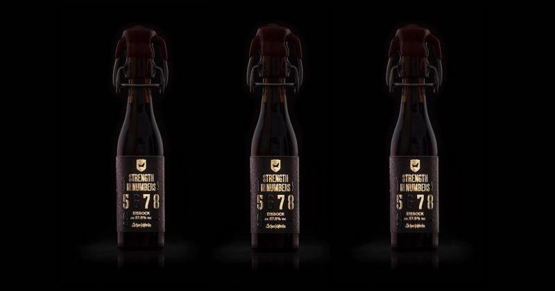 Deux brasseries ont inventé «la bière la plus forte du monde» !