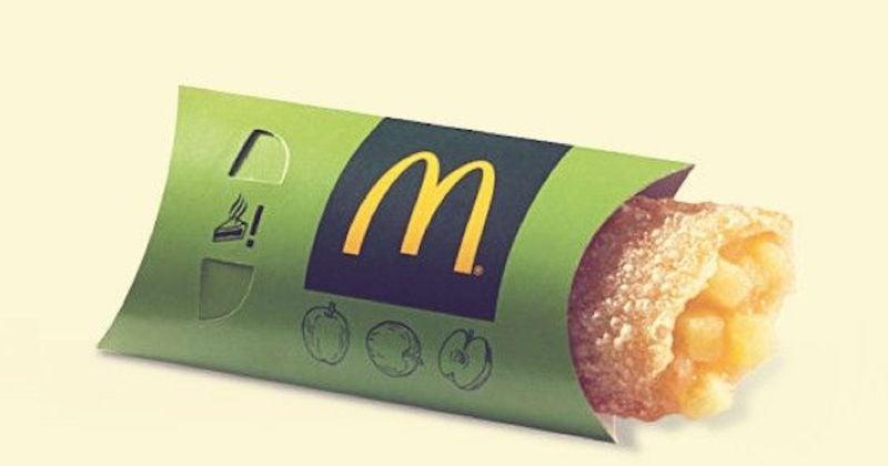 McDonald's ressort son chausson aux pommes pour une édition très limitée !