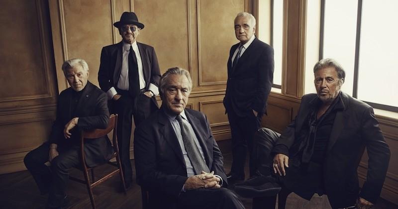 « The Irishman », le nouveau Scorsese qui réunit les monstres sacrés Al Pacino et Robert de Niro, est enfin disponible sur Netflix