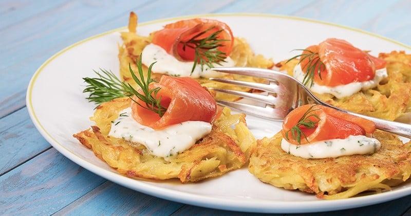 15 idées de plats faciles et rapides à faire avec du saumon fumé Recette
