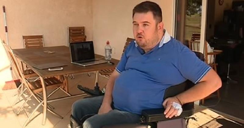 Une compagnie aérienne refuse d'embarquer le fauteuil «trop lourd» d'un homme tétraplégique