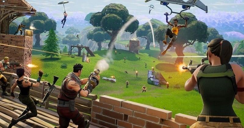Fortnite : Les joueurs de PS4 vont pouvoir en découdre avec les joueurs des autres consoles