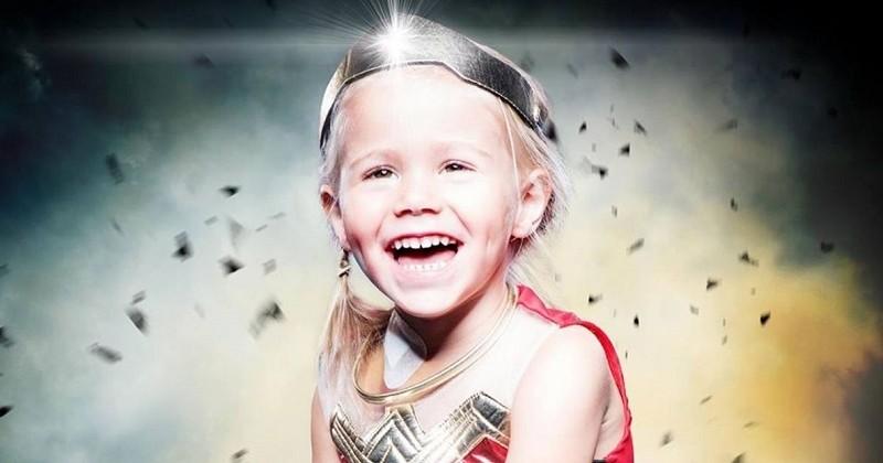 Wonder Augustine : la petite fille s'est éteinte hier après un combat acharné contre son cancer du cerveau