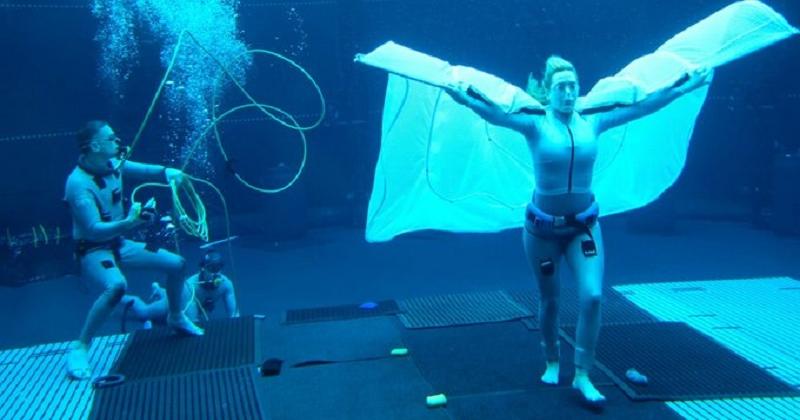 «Avatar 2»: Kate Winslet est devenue une pro de l'apnée lors du tournage