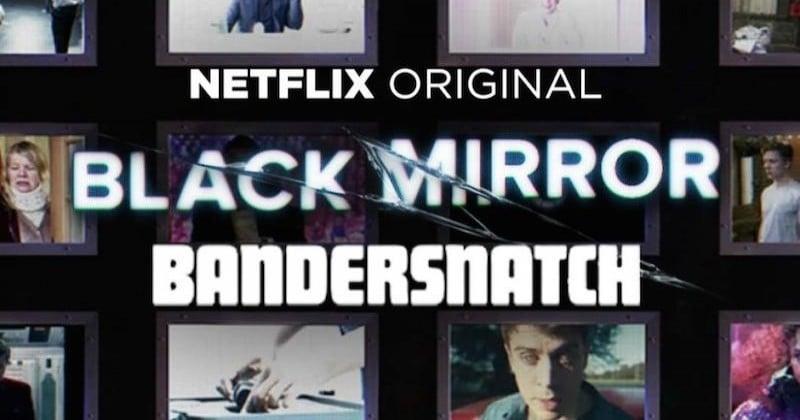 Le film interactif Black Mirror disponible dès la fin de semaine